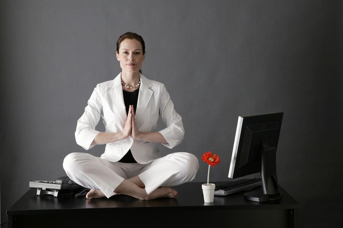 Перерыв на работе с пользой для здоровья