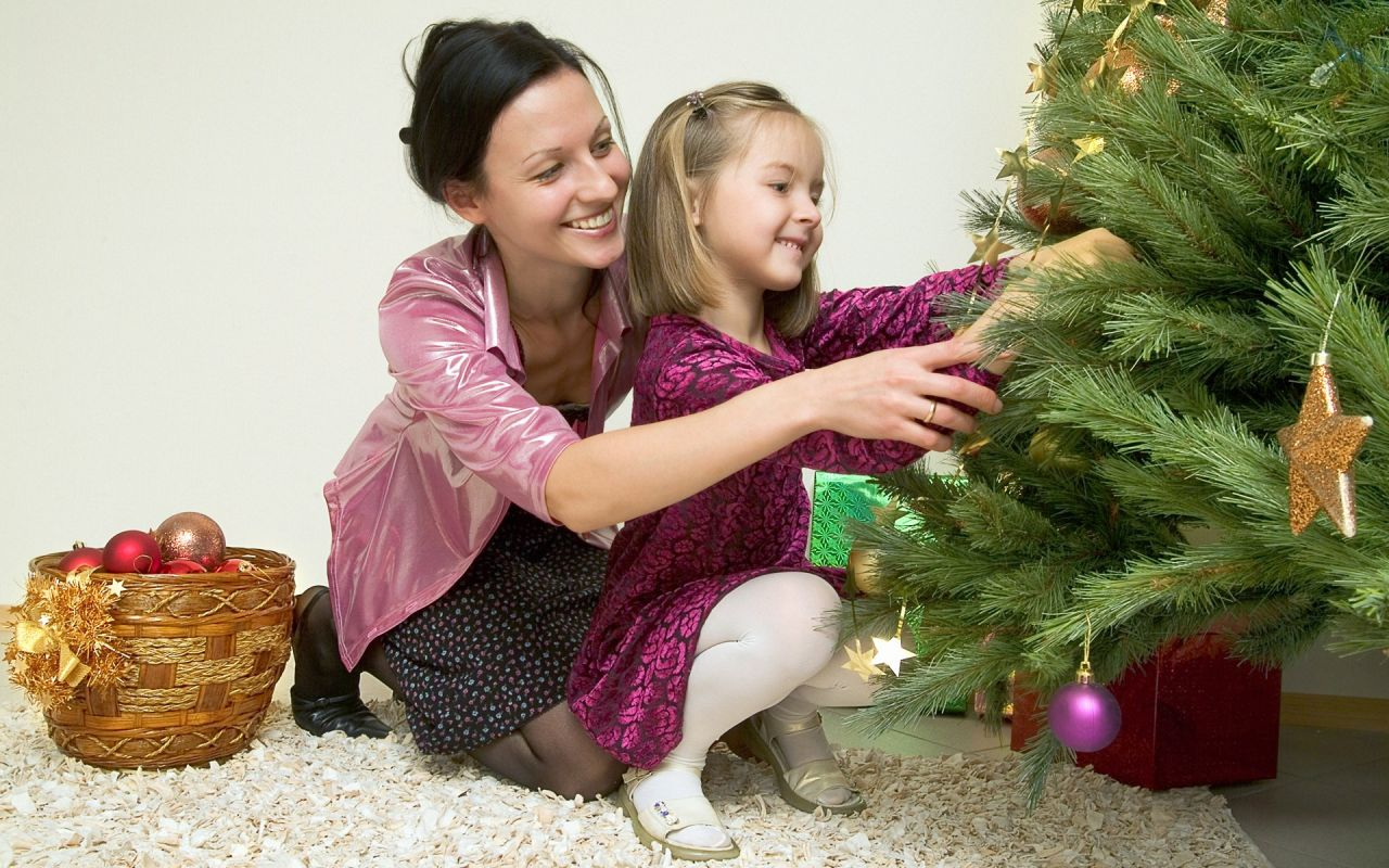 готовимся к новому году с ребенком