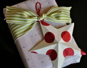 идеи для украшения новогодних подарков