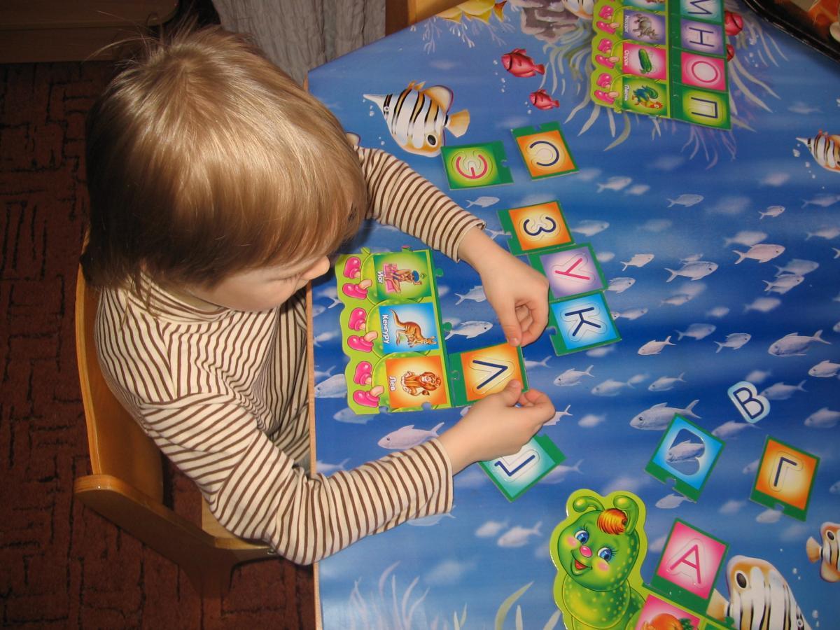 настольные игры с детьми 3 4 лет дома