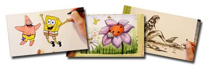 обучающий курс по рисованию для детей
