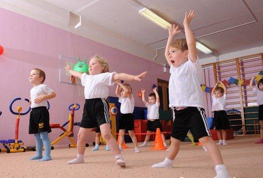 Музыкальные игры для детей 567 лет в детском саду