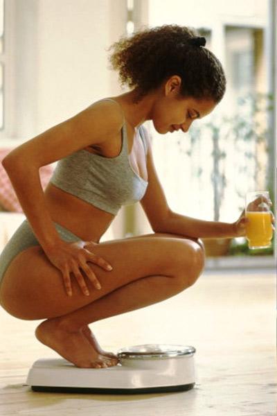 как похудеть без диеты - эффективные способы