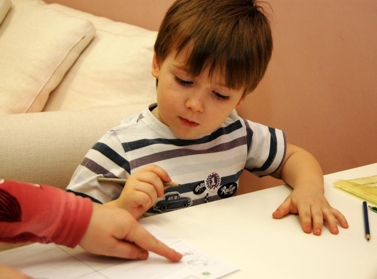 Подготовка ребенка к школе с мамой