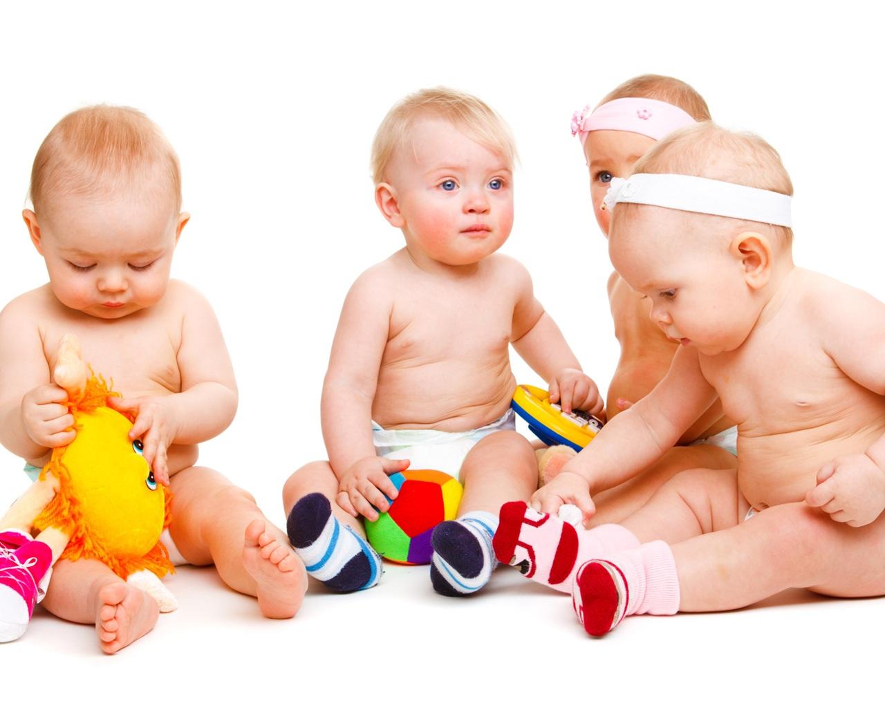 восприятие ребенка в раннем детстве