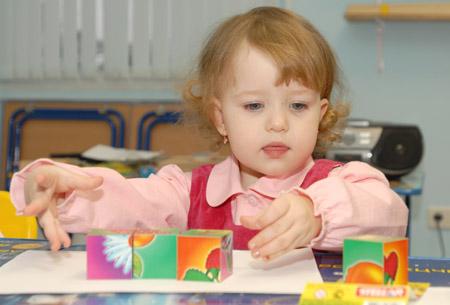особенности восприятия ребенка в раннем детстве