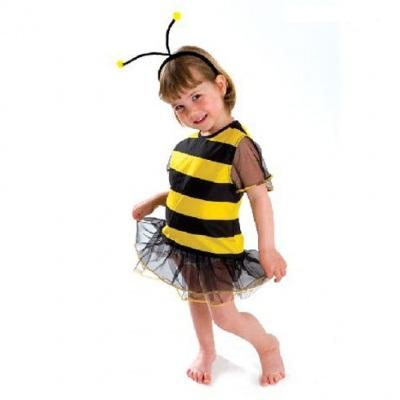 новогодняя пчела