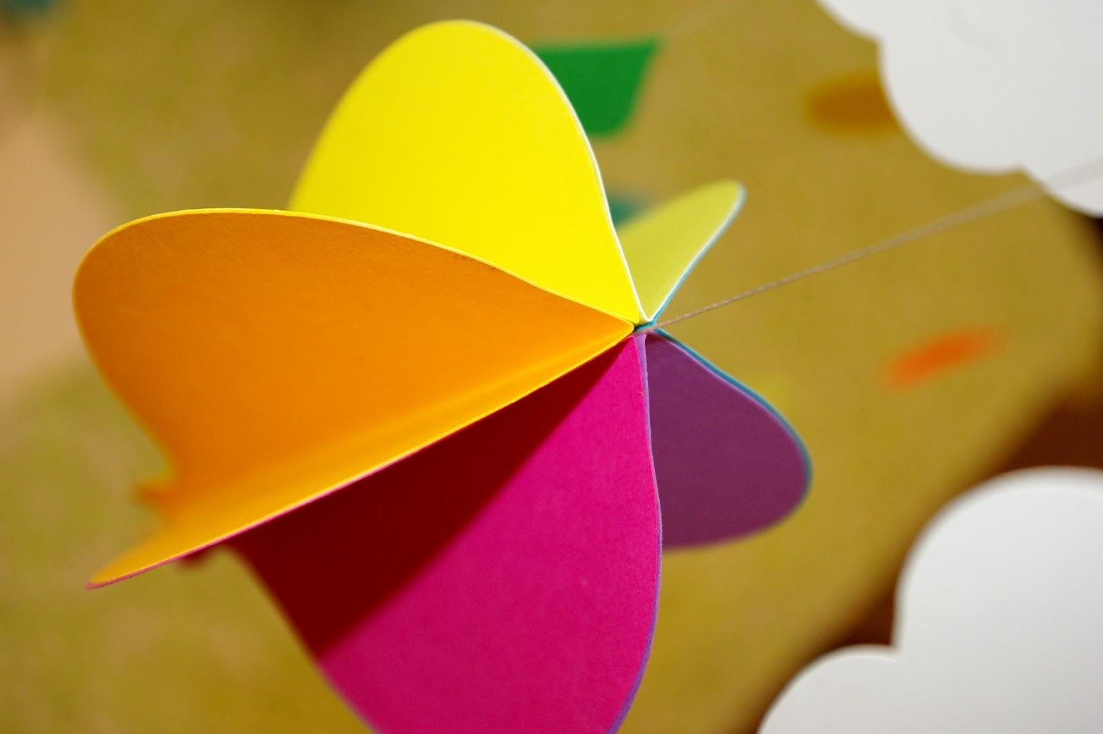 «Подвесные поделки из бумаги» карточка пользователя 56